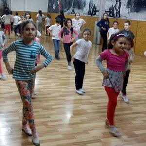 cursuri de dans pentru copii